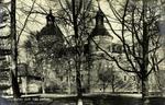 Sweden – Mariefred, Gripsholms Castle, från parken