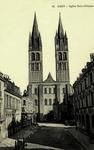 Caen - Eglise Saint-Etienne
