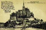 Mont Saint-Michel - Côte d'Émerause
