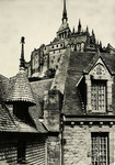 Mont-St-Michel (Manche) - La Maison de l'Artichaut