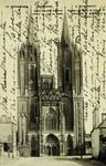 Coutances - La Cathedrale