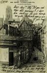Rouen - A travers la vieille Ville - Vue prise de la rue d'Amiens