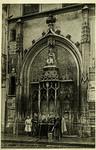 Rouen - Fontaine de la Crosse