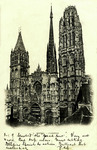 Rouen - Cathèdrale