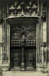 Rouen - Porte de Saint-Maciou