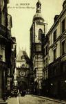 Rouen - Fontaine de la Grosse Horloge