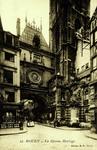 Rouen - La Grosse Horloge