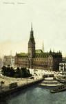 Hamburg – Rathaus