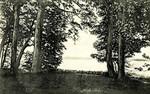 Nehmten – Blick über den See