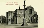 Bologna – Chiesa e Piazza di S. Domenico