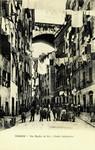 Genoa – Via Madre di Dio e Ponte Carignano