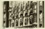 Como – Dettaglio facciata della Cattedrale