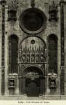Como – Porta Principale del Duomo