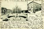 Milan – Piazza del Duomo – Grand Hotel-Milan – I. Spatz