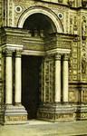Certosa di Pavia – Portale d'ingresso alla Cheisa