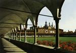 Certosa di Pavia – Il Chiostro Grande