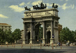 Milan – Arco della Pace