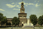 Milan – Castello Sforzesco