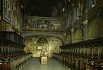 Milan – Chiesa di S. Maurizio al Monastero Maggiore - Coro