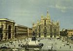 Milan – Piazzo del Duomo