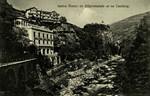 Merano – Die Gilfpromenade mit der Zenoburg