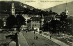 Merano – Partie an der neuen Reichsbrücke