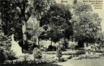 Merano – Marie Valerie-Anlagen mit Kaiserin Elisabeth Denkmal