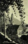 Merano – Partie mit Pfarrkirche