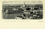 Venice – Panorama dal Campanile di S. Marco verso la Salute