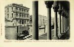 Venice – Canal Grande e Palazzo Vendramin