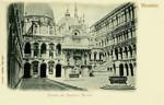 Venice – Cortile del Palazzo Ducale