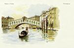 Venice – Ponte di Rialto