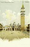 Venice – Piazza S. Marco dal Palazzo Reale