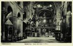 Venice – Interno della chiesa di S. Marco