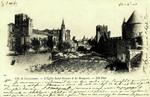 Carcassonne - L'Église Saint-Nazaire & les Remparts