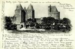 Carcassonne - Porte de Narbonne