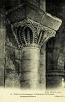 Carcassonne - Cathédrale St-Nazaire - Chapiteau Roman