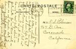 Carcassonne - Promenoir du Sénéchal