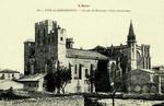Carcassonne - Eglise St-Nazaire - Vue d'Ensemble