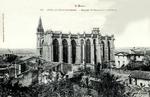 Carcassonne - Eglise St-Nazaire - l'Abside