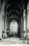 Carcassonne - La Nef de l'Eglise St-Nazaire