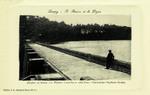 Lampy - Le Bassin et la Digue
