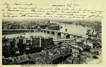 Toulouse - Vue Générale prise de l'Eglise de la Dalbade