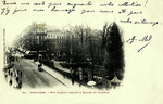Toulouse - Rue Alsace-Lorraine & Square du Capitole