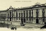 Toulouse - La Capitole et le Théâtre