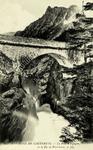 Environs de Cauterets - Le Pont d'Espagne, et le Pic de Peyrelance