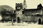 Luz-Saint-Sauveur - L'Église des Templiers