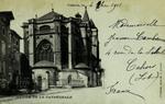 Cahors - Abside la Cathédrale