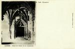 Cahors - Porte du Cloître de la Cathédrale