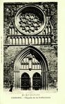 Cahors - Façade de la Cathédrale